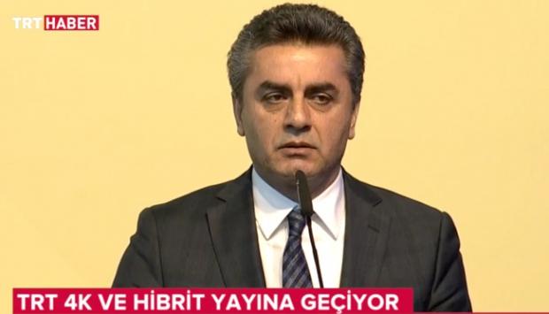TRT'den Türkiye ve Avrupa'da bir ilk