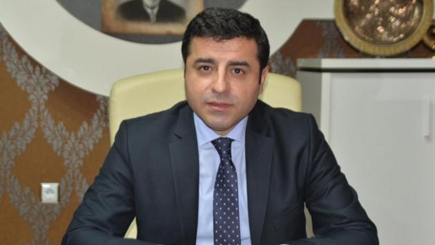 HDPli Demirtaştan gençlere uyarı