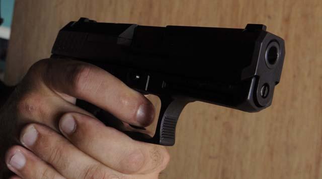 Aydında silahlı kavga: 1 yaralı