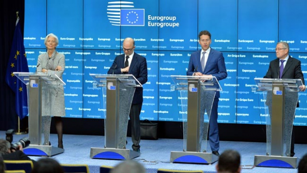 AB Yunanistanın reform listesini tartışacak