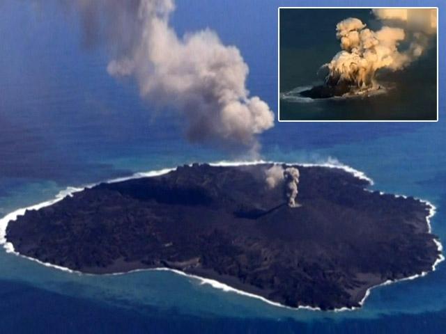 Yeni ada korkutuyor!
