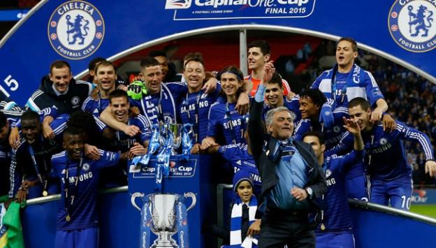 Şampiyon Chelsea!