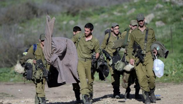 İsrail ordusu Batı Şeria'da askeri tatbikat başlattı