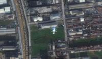 İstanbulda ilginç uydu görüntüsü