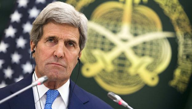 KİK dışişleri bakanları John Kerry  ile görüşecek