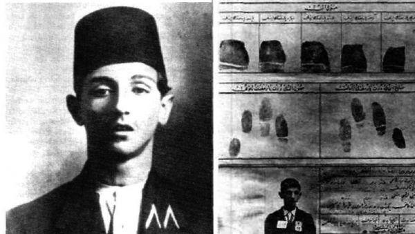 1914- Hiristo Anastadiyadis Ahilya
