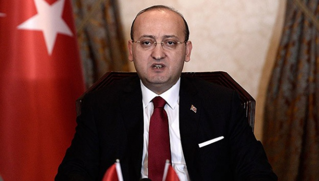 Yalçın Akdoğan'dan medyaya eleştiri