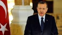 Cumhurbaşkanı Erdoğandan şehit ailelerine başsağlığı