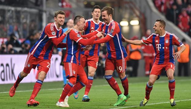 Avrupa'da 'dev' maçlar haftası
