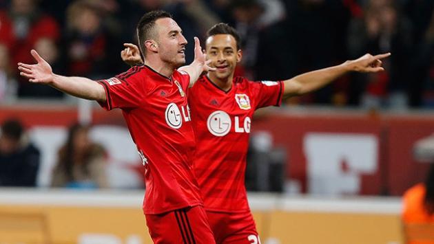 Leverkusen, sahasında Stuttgartı 4-0 mağlup etti
