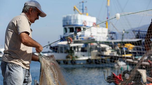 Balık avı yasağı bugün başladı