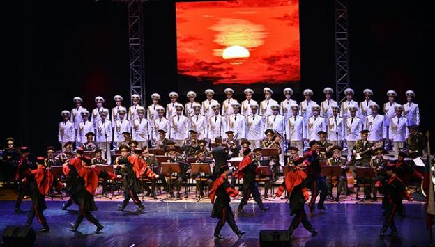 Rus Kızıl Ordu Korosu, İstanbulda konser verecek 83