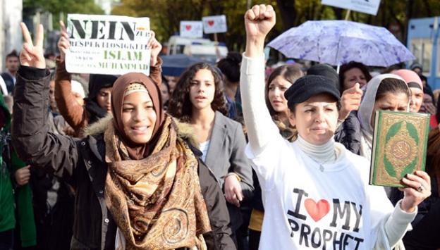 """Almanya'daki atmosfer Müslümanlar için sıkıntılı"""" - Son Dakika Haberleri"""