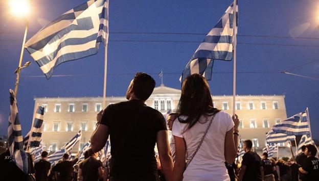 Yunanistanda antisemitizm yükselişte