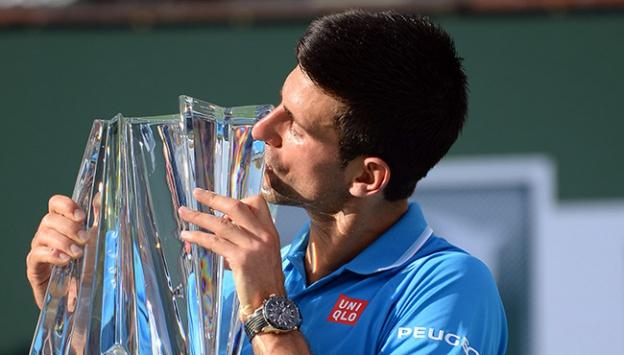 Teniste 2015 yılına Djokovic ve Williams damgası