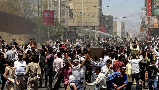 """Yemenden """"askeri müdahale"""" çağrısı"""