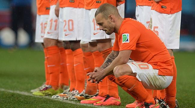 Sneijder kaptan olacak