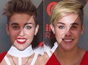 Birbirine benzeyen ünlüler