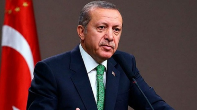 Cumhurbaşkanı Erdoğan Slovakyaya gitti