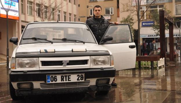 Sahibinden 1994 model Şahin'i rekor fiyata satıyor