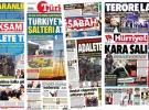 1 Nisan 2015 Gazete Manşetleri