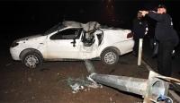 Ankara'da Buzlanma Kazaları Beraberinde Getirdi