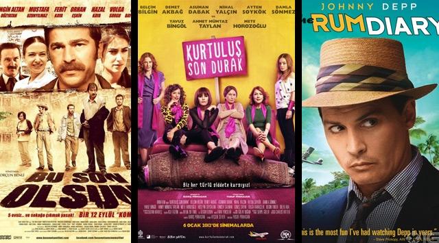 Bu Hafta 5 Yeni Film Vizyonda...