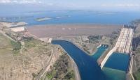 Atatürk Barajı'nda endişeye gerek yok