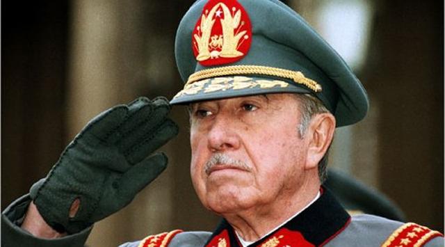 Şilide Pinochet Dönemine Rötuş