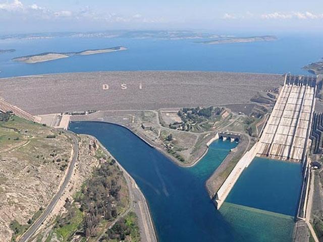 Atatürk Barajı Rekor Kırdı