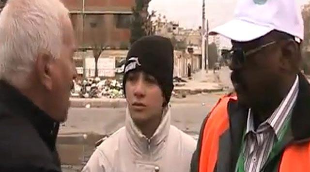 Suriyeye Giden Gözlemcilere Kırık Not