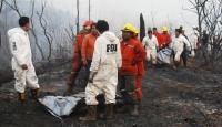 Orman Yangını: 6 İtfaiyeci Öldü