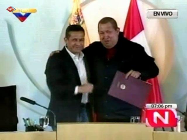Venezuela-Peru Petrol İşbirliği