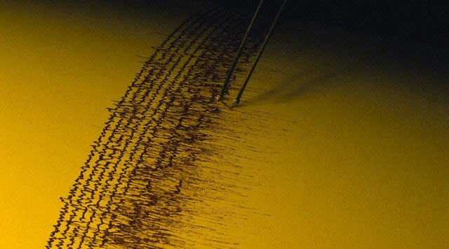 İranda 5,4 Şiddetinde Deprem