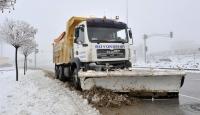 Belediye ve Valilikten Ankaralılara Kar Uyarısı
