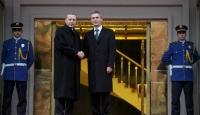 Ankara, Norveç Başbakanı'nı Ağırladı