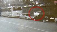 Otomobilin Kapısını Çalan Hırsız Kıskıvrak Yakalandı