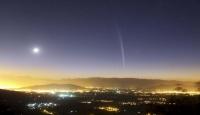Şili Semalarında Kuyruklu Yıldız Gösterisi