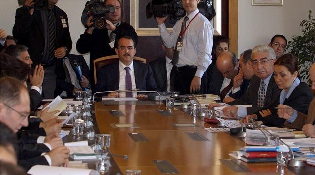Anayasa Komisyonunda tartışma
