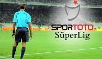 Süper Ligde 8. haftanın hakemleri belli oldu