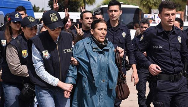 DHKP-C operasyonlarında 3 kişiye tutuklama