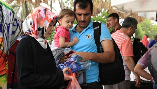 Yemen'deki Türk vatandaşları İstanbul'a dönüyor