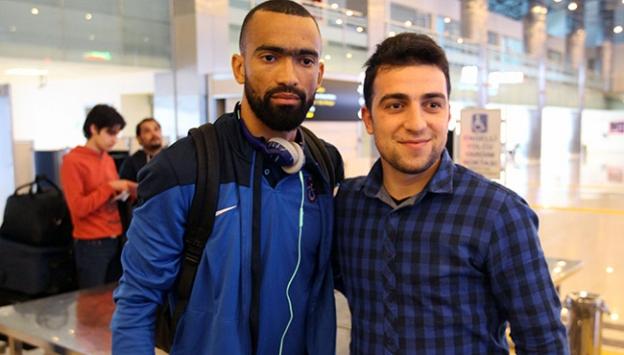 Trabzonspor Konya'ya gitti