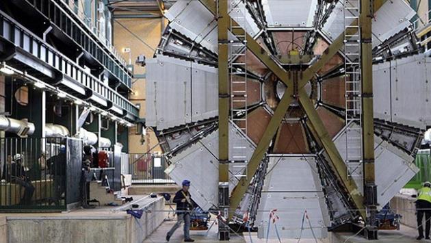 Büyük Hadron Çarpıştırıcısı tekrar faaliyete geçti