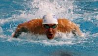 Phelps havuza geri dönüyor