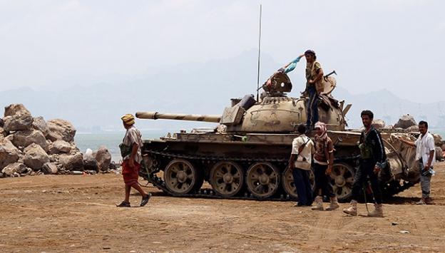 Yemendeki çatışmalar devam ediyor