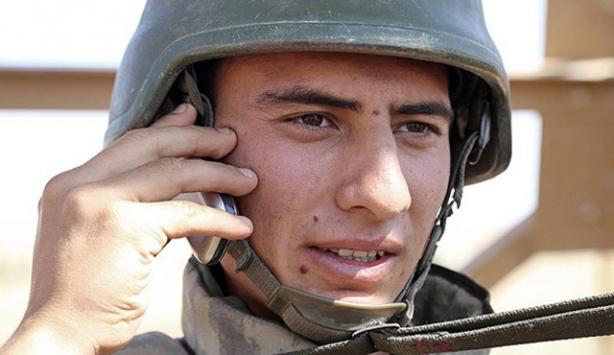 Askere cep telefonu serbestliğinin ayrıntıları açıklandı