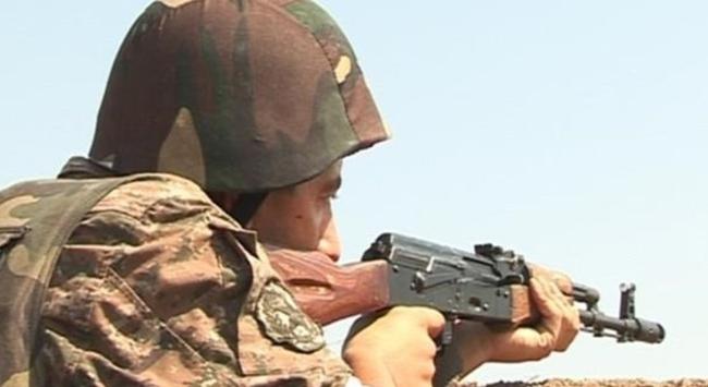 Sınırda Azerbaycanlı çavuş şehit edildi
