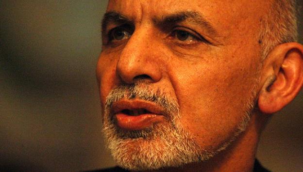 Afganistan Devlet Başkanı Gani Tahranda
