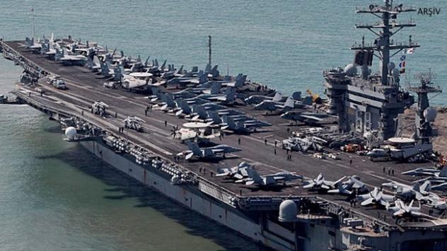 ABD savaş gemileri Yemene gidiyor